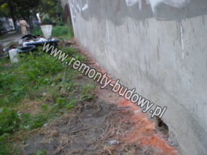 Iniekcja ciśnieniowa Łódź, odtworzenie izolacji poziomej