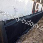 izolacja fundamentów pionowa łódź zgierz aleksandrów