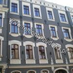 Remont elewacji Łódź Gdańska 28 renowacja malowanie